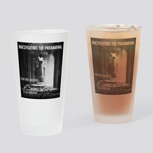 Paranormal Passion Drinking Glass