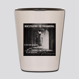 Paranormal Passion Shot Glass