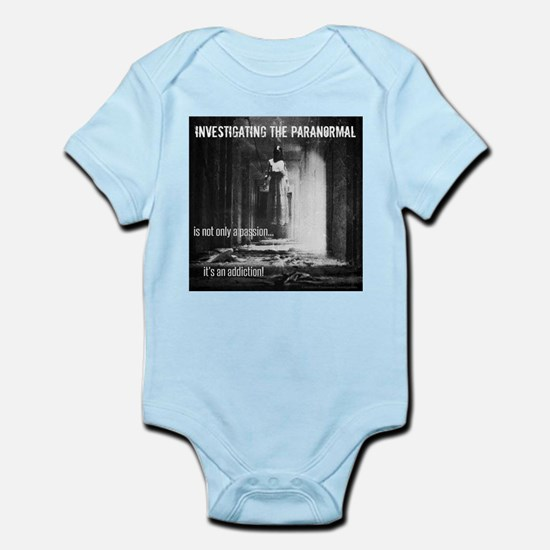 Paranormal Passion Body Suit