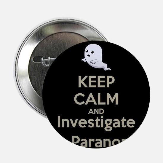 """Keep Calm 2.25"""" Button (10 pack)"""