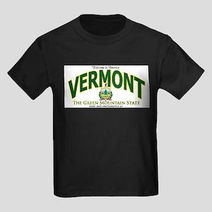 Vermont Ash Grey T-Shirt
