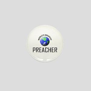 World's Greatest PREACHER Mini Button