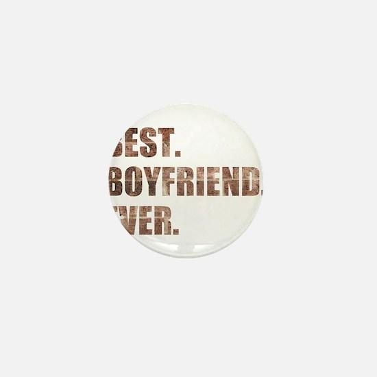 Grunge Brick Best Boyfriend Ever Mini Button