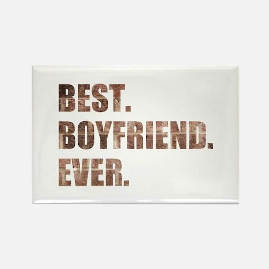 Grunge Brick Best Boyfriend Ever Magnets