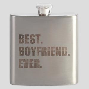 Grunge Brick Best Boyfriend Ever Flask