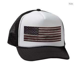 Flags Of The World Kids Trucker Hats - CafePress 0bc8744a8478