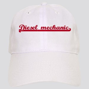 Diesel mechanic (sporty red) Cap