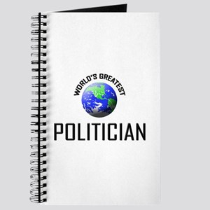 World's Greatest POLITICIAN Journal