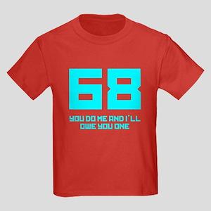 Let's 68! Kids Dark T-Shirt