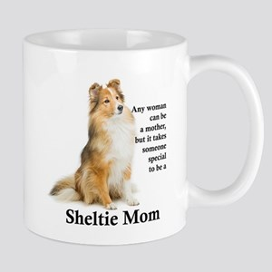 Sheltie Mom Mugs