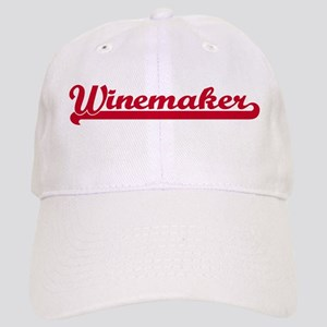 Winemaker (sporty red) Cap