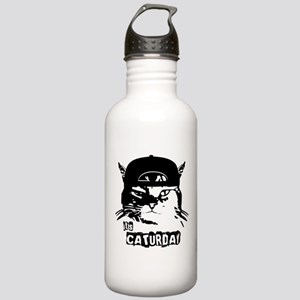 Caturday Stainless Water Bottle 1.0L