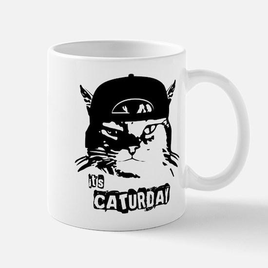 Caturday Mugs
