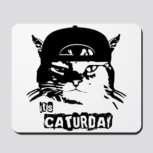 Caturday Mousepad