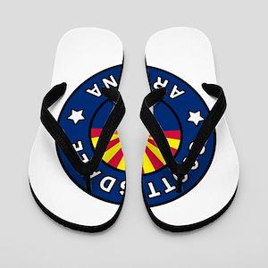 Scottsdale Arizona Flip Flops