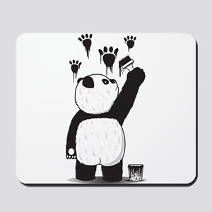 Pandalism Mousepad
