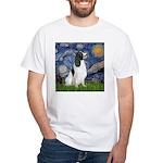 Starry / Eng Springer White T-Shirt
