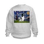 Starry / Eng Springer Kids Sweatshirt