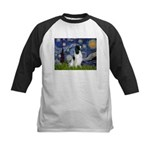 Starry / Eng Springer Kids Baseball Jersey