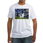 Starry / Eng Springer Fitted T-Shirt