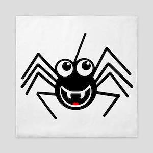 Smiling Spider Queen Duvet