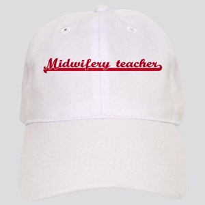 Midwifery teacher (sporty red Cap