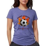 Away Womens Tri-Blend T-Shirt