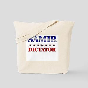 SAMIR for dictator Tote Bag