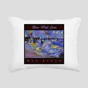 Avon Night Swim Rectangular Canvas Pillow