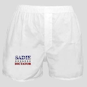 SADIE for dictator Boxer Shorts