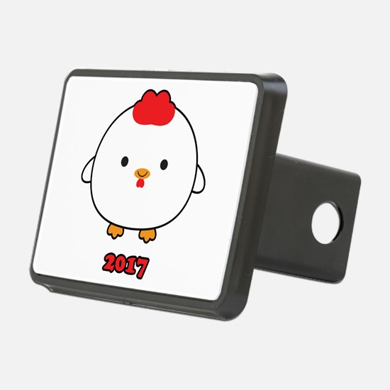 Year Of The Rooster 2017 Hitch Cover
