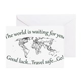 Good luck Greeting Cards (10 Pack)