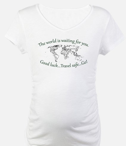 The World Is Waiting Shirt