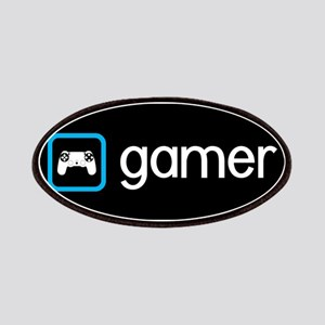 Gamer (Blue) Patch