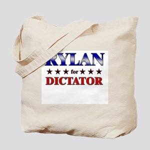RYLAN for dictator Tote Bag