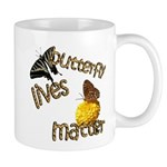 Butterfly Lives Matter Mug Mugs