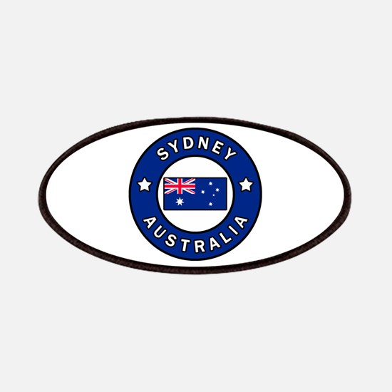 Sydney Australia Patch