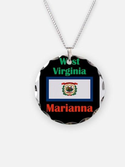 Marianna West Virginia Necklace