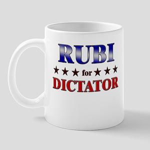 RUBI for dictator Mug