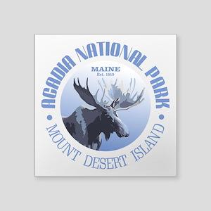 Acadia National Park (moose) Sticker