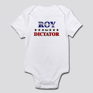 ROY for dictator Infant Bodysuit