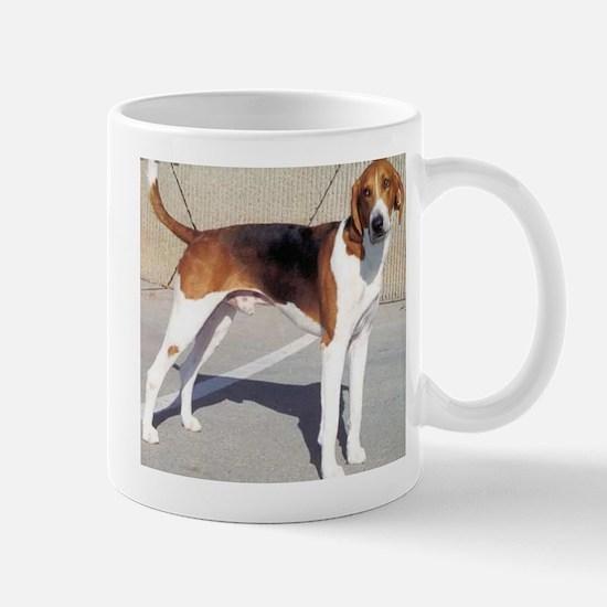 american foxhound full Mugs