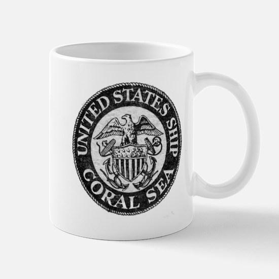 USS CORAL SEA Mug