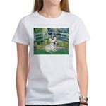Bridge / Fr Bulldog (f) Women's T-Shirt