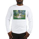 Bridge / Fr Bulldog (f) Long Sleeve T-Shirt