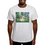 Bridge / Fr Bulldog (f) Light T-Shirt