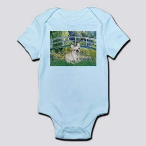 Bridge / Fr Bulldog (f) Infant Bodysuit