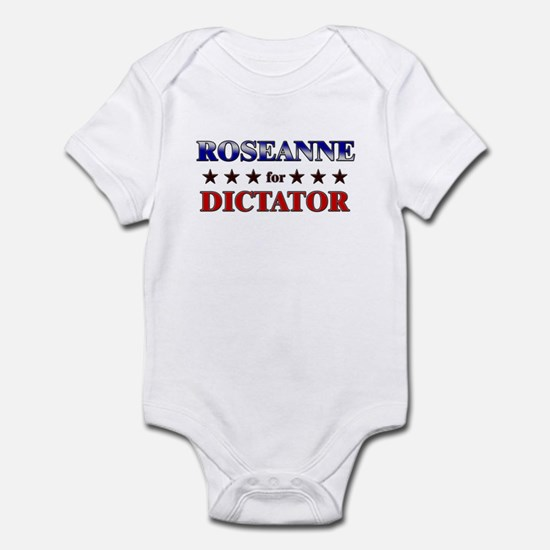 ROSEANNE for dictator Infant Bodysuit