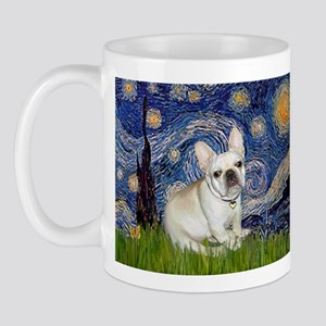 Starry / Fr Bulldog (f) Mug