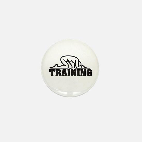 Slave Training Mini Button